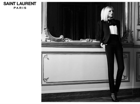 Saint Laurent Spring Summer 2013 Campaign