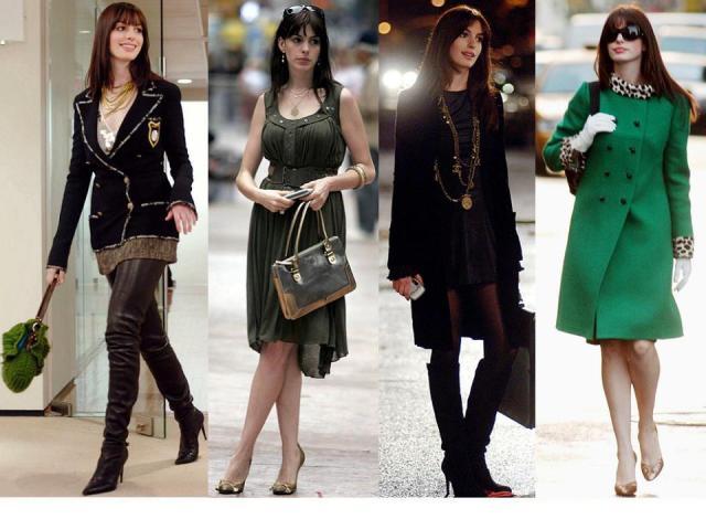 The Devil Wears Prada, Anne Hathaway