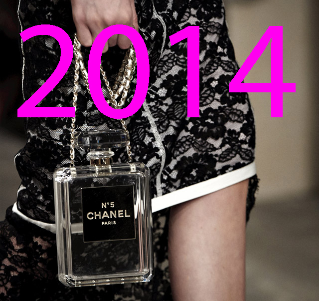 Chanel Perfume Purse 2014